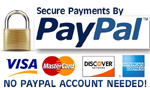 The Range Hood King is a Secured payment site