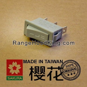 Sakura R-727 Motor Switch Grey Left side