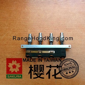 Sakura R-747 Switch module for models 2003