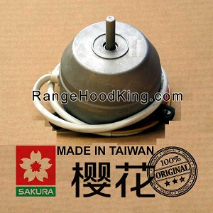 Sakura R-747 TL787 Motor for Left side