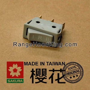 Sakura U2 U-2II R767 Right Motor Switch Gray